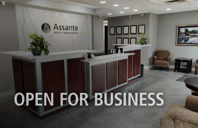 Assante Abbotsford Open for business