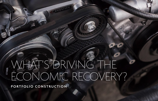 What's driving the economic recovery